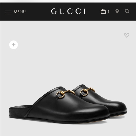a9795bc722671 Gucci Horsebit Leather Slipper. M_5bb8b49fde6f622d0be14e07
